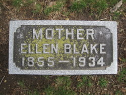 Ellen <i>Williams</i> Blake