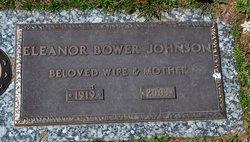 Eleanor <i>Bower</i> Johnson