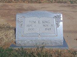 Tom Elijah King