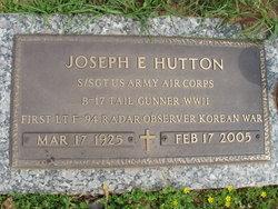 Joseph Edward Hutton