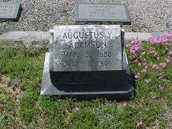 Augustus Y. Adamson
