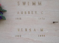 Versa Grace <i>Moore</i> Swimm