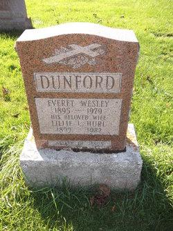 Everet Wesley Dunford