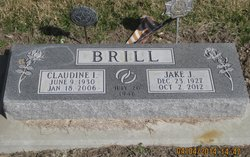 Claudine Irene <i>Gusner</i> Brill
