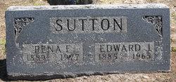 Edward Jay Sutton