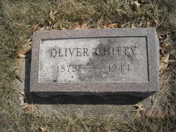 Oliver Holliday Chitty