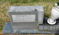 Horace Franklin Ladd