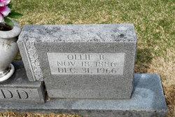 Ollie B. <i>Goodman</i> Ladd