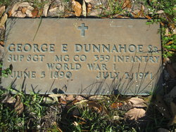 George Edward Dunnahoe, Sr
