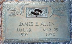 James Edward Allen