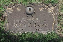 James D Baird