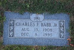 Charles F Babb, Jr