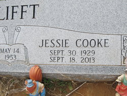 Jessie <i>Cooke</i> Clifft