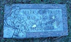 Mark Allen Burrage