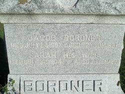 Sarah Bordner