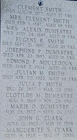 Josephine P. Dumestre