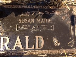 Susan Marie <i>Heflin</i> Fitzgerald