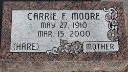Carrie Jane <i>Yoeman</i> Hare