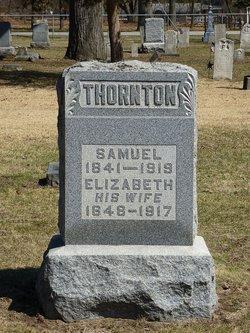 Elizabeth <i>Witwer</i> Thornton