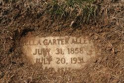 Ella <i>Carter</i> Alley