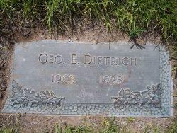 George Ernest Dietrich