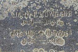 John F Howland