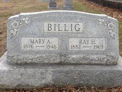 Mary Alice <i>Gable</i> Billig