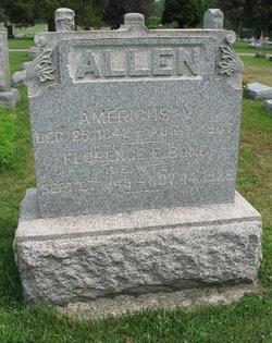Florence E. <i>Bond</i> Allen