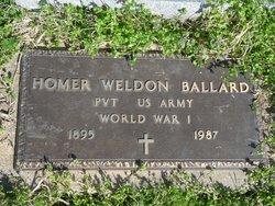 Homer Weldon Ballard