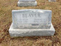 Anna R. <i>Litwhiler</i> Beaver