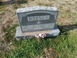 Rev Ernest Walker Barnes