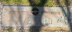 Dorothy A. <i>Yount</i> Aveyard