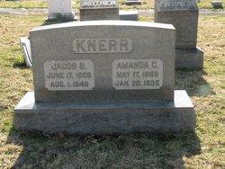 Jacob B Knerr