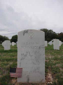 Adam W Schneider
