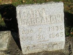 Mary Barcalow