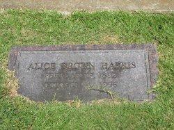 Alice Brown Harris