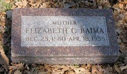 Elizabeth Candis <i>Banister</i> Baima