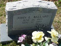 John Edward Ballard