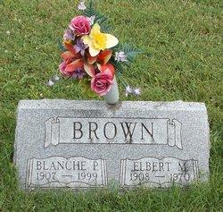 Blanche Pearl <i>Bush</i> Brown