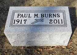 Paul Mike Burns