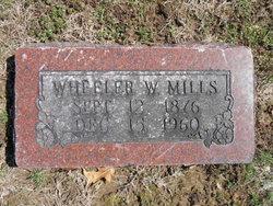 Wheeler William Mills