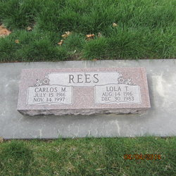 Carlos M Rees