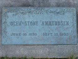 Olea <i>Stone</i> Ammundsen