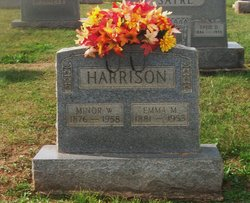 Emma Mae <i>Pitchford</i> Harrison