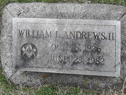 William Luther Andrews, II