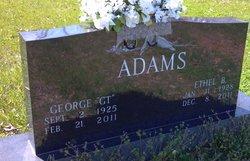 Ethel <i>Bradley</i> Adams