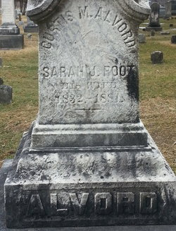Sarah Jane <i>Root</i> Alvord