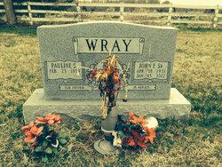 John Foster Wray, Sr