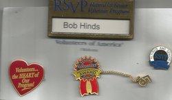 Robert Lloyd Bob Hinds