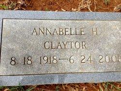 Anna Belle <i>Hunt</i> Claytor